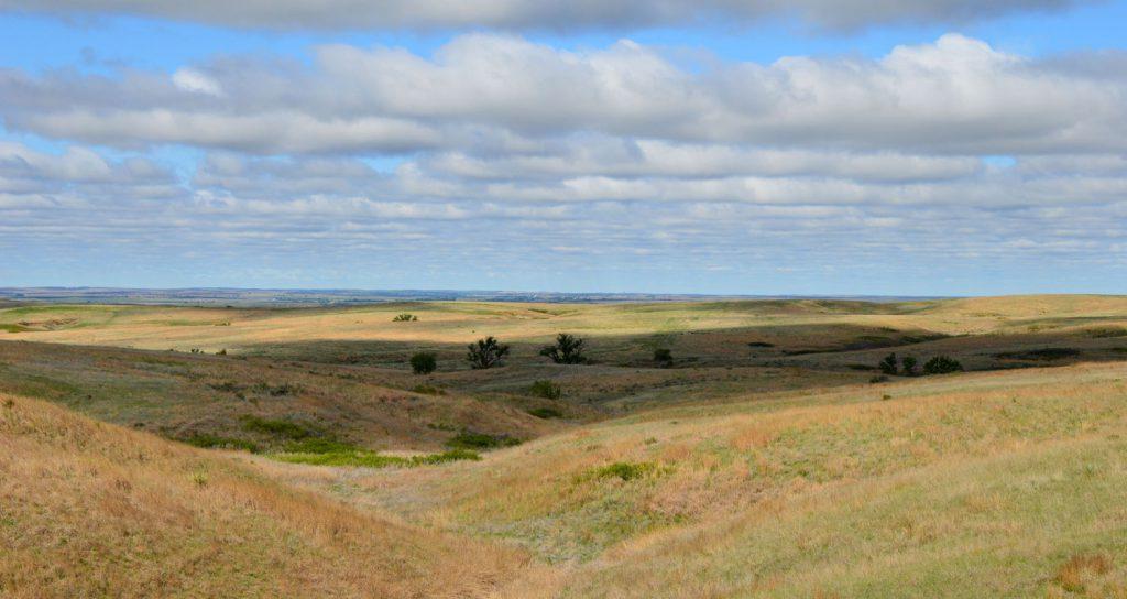 Reisen im Kopf: Die Great Plains in Wyoming, © Winterbilder / fotolia.com