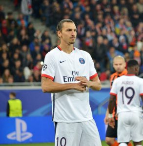 Ibrahimović Blick in die Zukunft