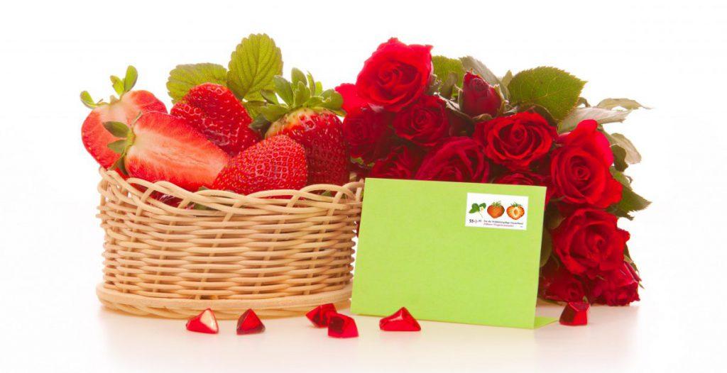 Auch Briefmarken können nach Erdbeeren und Rosen duften ... (© Swetlana Wall - Fotolia.com)