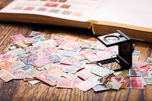 Briefmarkensammeln ist zeitlos