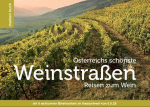 Ein Buch, das zu Weinreisen in Österreich verführt