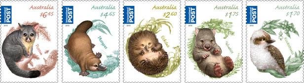 Tierbabys: Australische Tierkinder