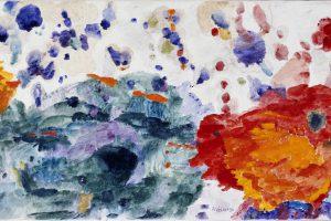 Vielgestaltig und farbenreich: Max Weilers figurale Abstraktionen; © gemeinfrei / Wikimedia