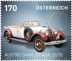 Austro Daimler 2014