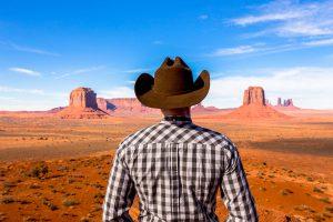 Der Cowboy als Inbegriff des wilden Westens, ©tektur / fotolia.com