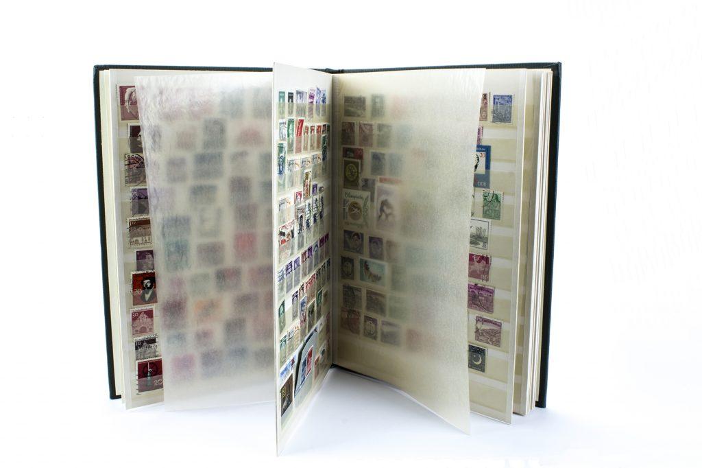 Briefmarkensammlung © Fotolia