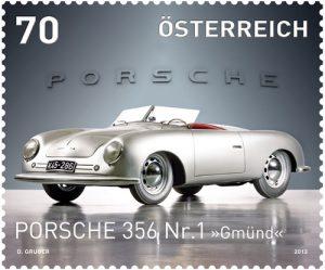 Porsche 356 Nr. 1 Gmünd