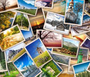 Gruß aus der Ferne - Postkarten erzählen Geschichten