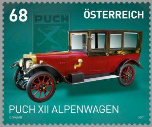 Puch Alpenwagen XII
