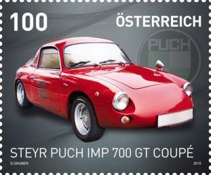 Steyr Puch IMP 700 GT