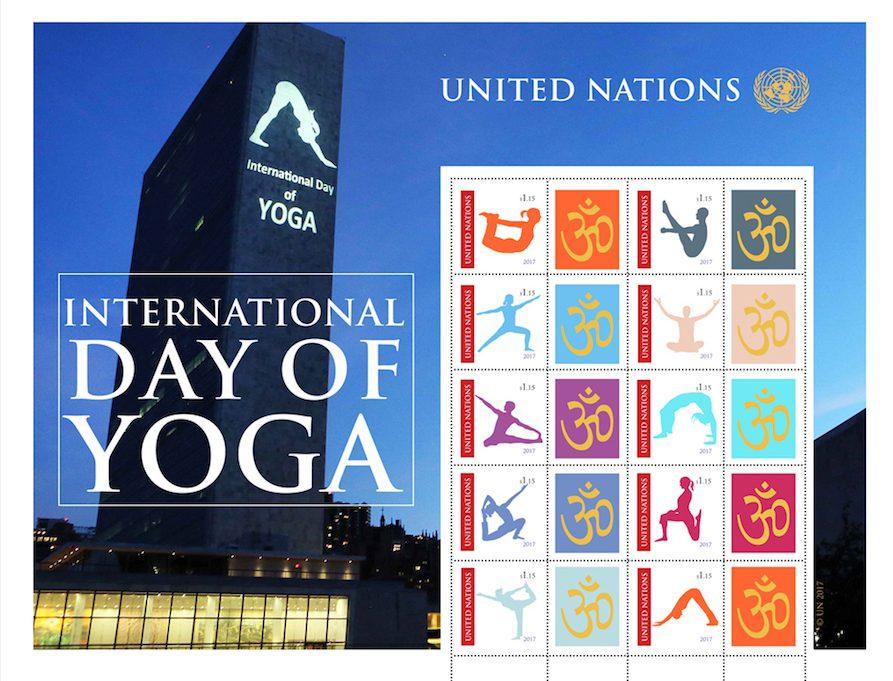 Yoga hat einige nachweisliche, positive Effekte sowohl auf die physische als auch auf die psychische Gesundheit. (© UNPA)