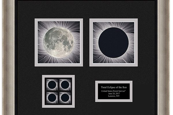 "Briefmarken-Set ""Total Eclipse of the Sun"""