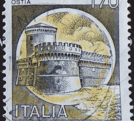 Italien Castello di Ostia