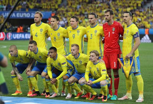 Ibrahimovic Nationalmannschaft Schweden
