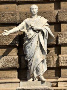Seneca Statue in Italien