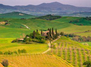 Italien Toskana
