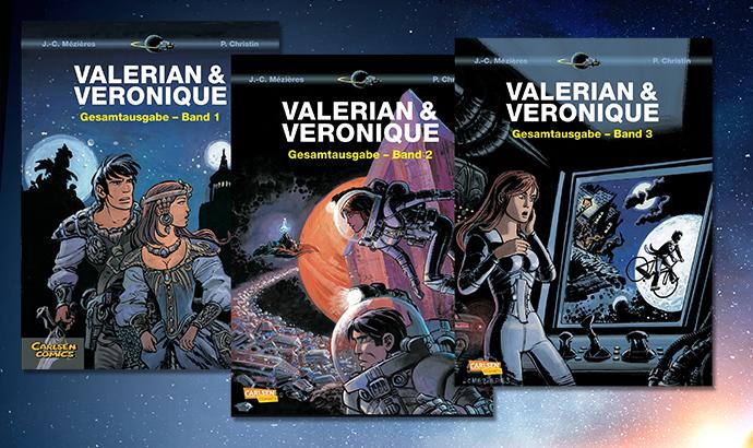 Valerian und Veronique Gesamtausgabe