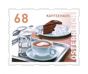 Kaffeehaus Dispensermarke