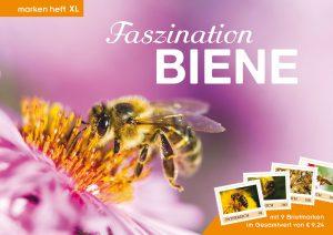 Faszination Biene ein Markenheft der Österreichischen Post