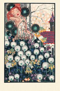 Weihnachtskarten Wiener Werkstätte