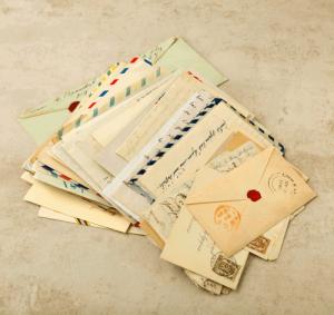 Post für Sammler