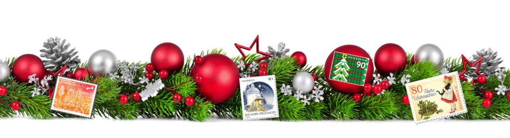 Philatelistische Weihnachten