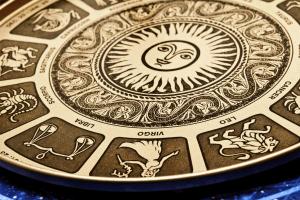 Astrologie auf Briefmarken