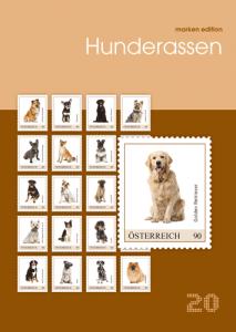 Marken Edition Hunderassen