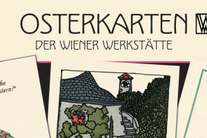 Osterpostkarten-Heft