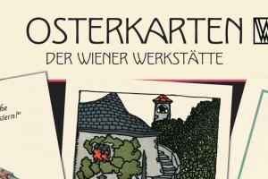 Osterpostkarten-Heft