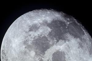 Der Mond - geheimnisvoll und faszinierend