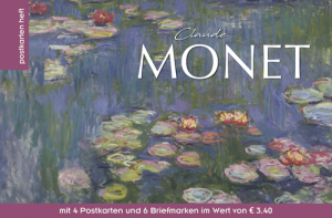Claude Monet: Postkarten vom Meister