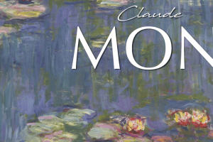 Claude-Monet-Postkartenheft