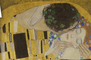 Gustav Klimt Postkartenheft