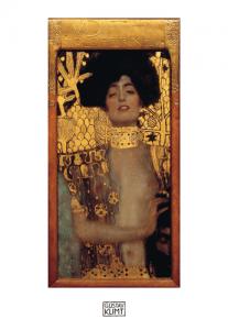 Gustav Klimt Postkarte