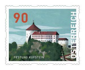 Dispenser-Marken Kufstein