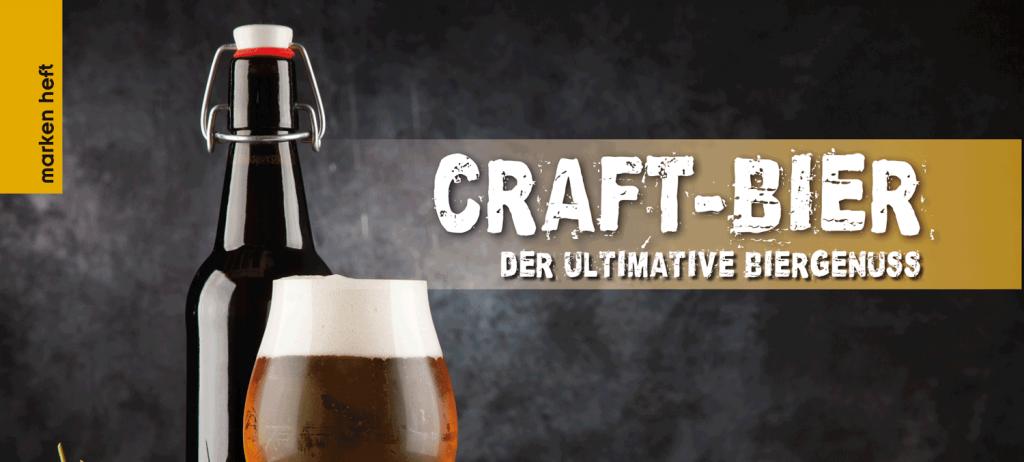 Craft-Bier: Biergenuss für GenießerInnen