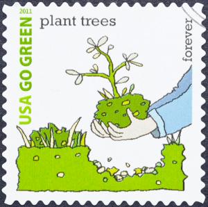 """Eine ganze Serie befasste sich 2011 in den USA mit """"Go Green"""""""