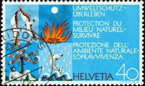 1972: Umweltschutz in der Schweiz