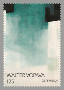 Zeitgenössische Kunst von Walter Vopava, 2017
