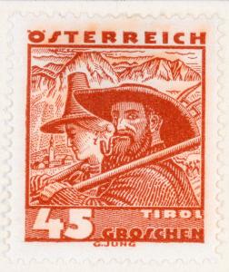 1. Trachtenserie 1930er, Tiroler Tracht