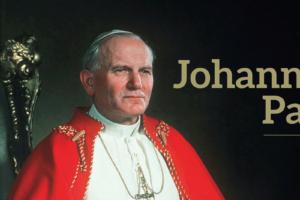 Postkartenheft Johannes Paul II. in limitierter Auflage