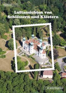 Die Markenedition mit Luftansichten von Österreich