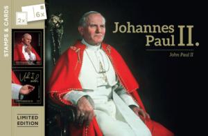 Postkartenheft Johannes Paul II.