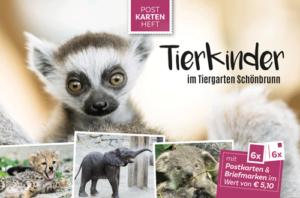 Tierkinder im Tiergarten Schönbrunn