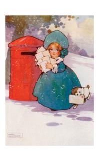 Nostalgie auf Postkarten